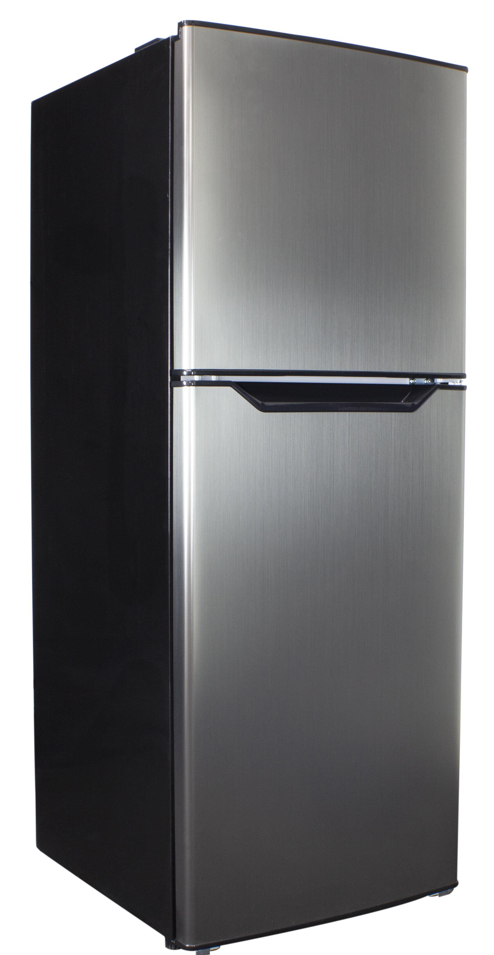 Danby Apartment Size 21 Top Freezer 7 Cu Ft Refrigerator Reviews Wayfair