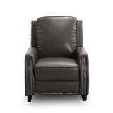 Jetmore Faux Leather Manual Recliner by Red Barrel Studio®
