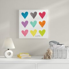 Valentine S Day Kids Wall Art You Ll Love In 2021 Wayfair