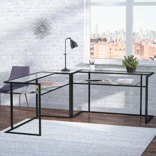 Tiara 3 Piece Corner C Frame L-Shape Computer Desk