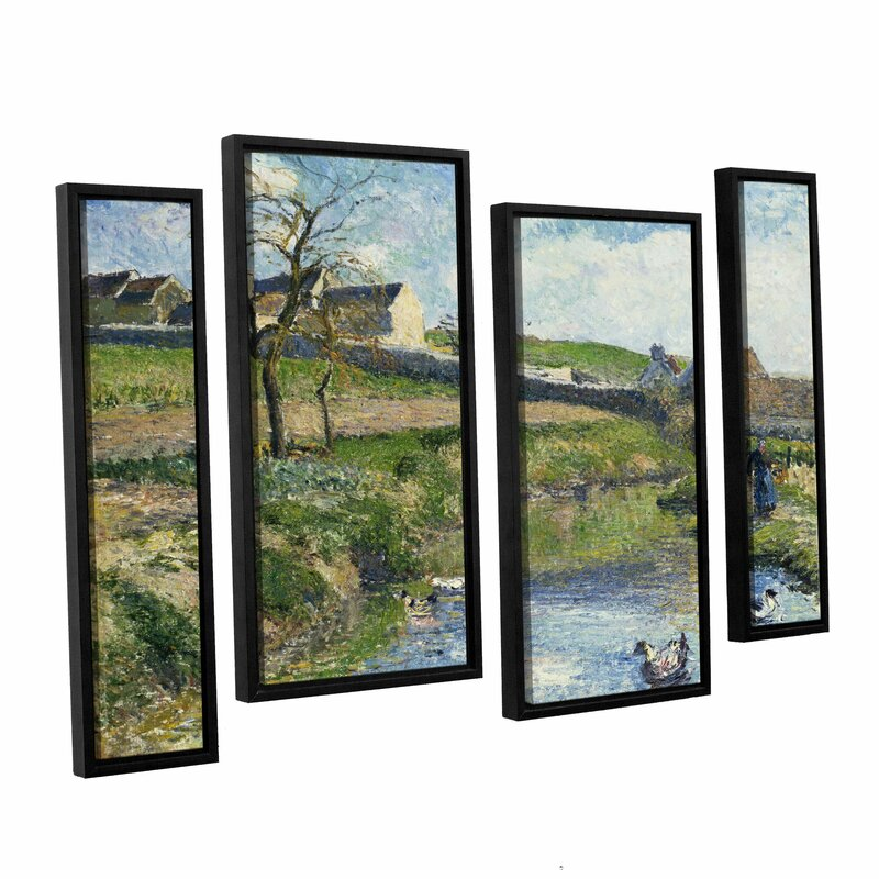 Vincent Van Gogh Starry Sky Abstract Classic Style Canvas Art Print Painting Poster Home & Garden Wall Picture For Living Room No Frame Easy To Repair