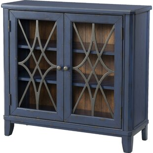 Bo 2 Door Accent Cabinet by Trisha Yearwood Home Collection