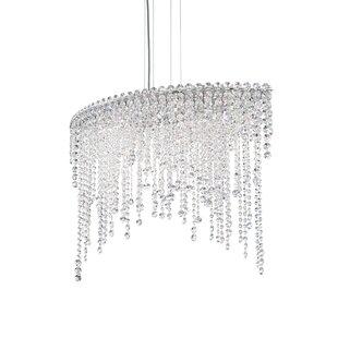 Schonbek Chantant 6-Light Crystal Chandelier