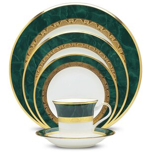Fitzgerald 5 Piece Place Setting, Service for 1