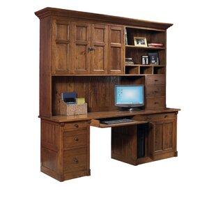 7 Drawer Computer Desk by MacKenzie-Dow
