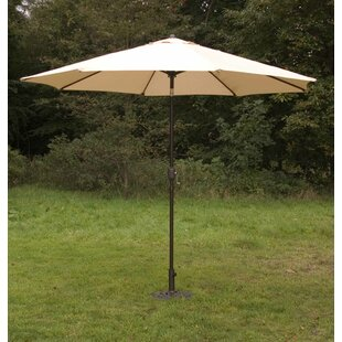 2.4m Traditional Parasol By Freeport Park