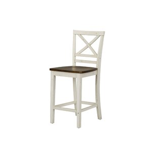 Yeboah Bar Stool (Set of 2) by August Grove