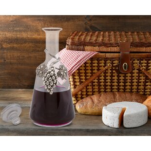 Vineyard Wine Bottle Carrier by Vagabond House Reviews