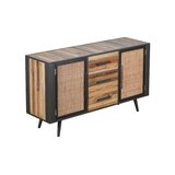 Argyroula 62.99 Wide 3 Drawer Sideboard by Bloomsbury Market