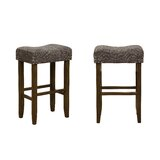 Sargent Bar & Counter Stool (Set of 2) by Gracie Oaks