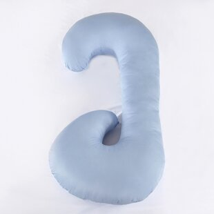 Goodner C Shaped Pregnancy Medium Polyfill Body Pillow