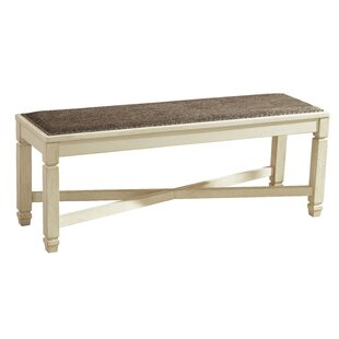 Lark Manor Alsace Wood Bench