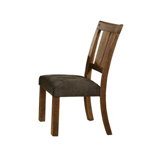 D?alouette Upholstered Dining Chair (Set of 2) by Loon Peak