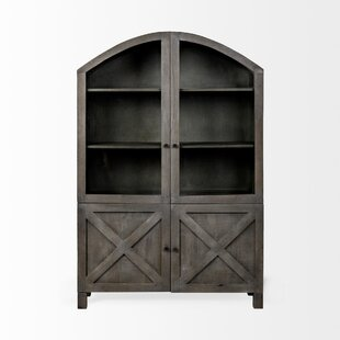 Scully Gaines I 2 Door Cabinet by Gracie Oaks
