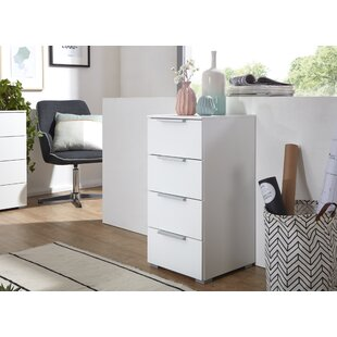 Cusco 4 Drawer Chest By Rauch