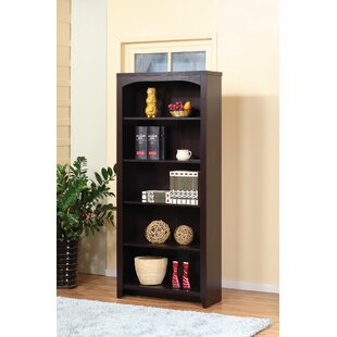 Craft Bookshelf Standard Bookcase by Alcott Hill Cheap