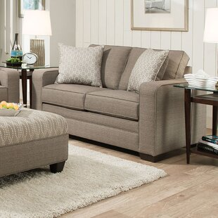 Buy luxury Seguin Loveseat by A&J Homes Studio Reviews (2019) & Buyer's Guide