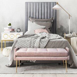 Arabelle Wooden Twin Platform Bed by Mercer41