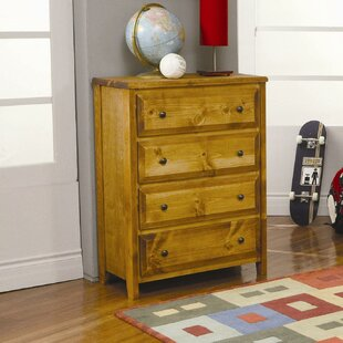 San Bernardino 4 Drawer Chest