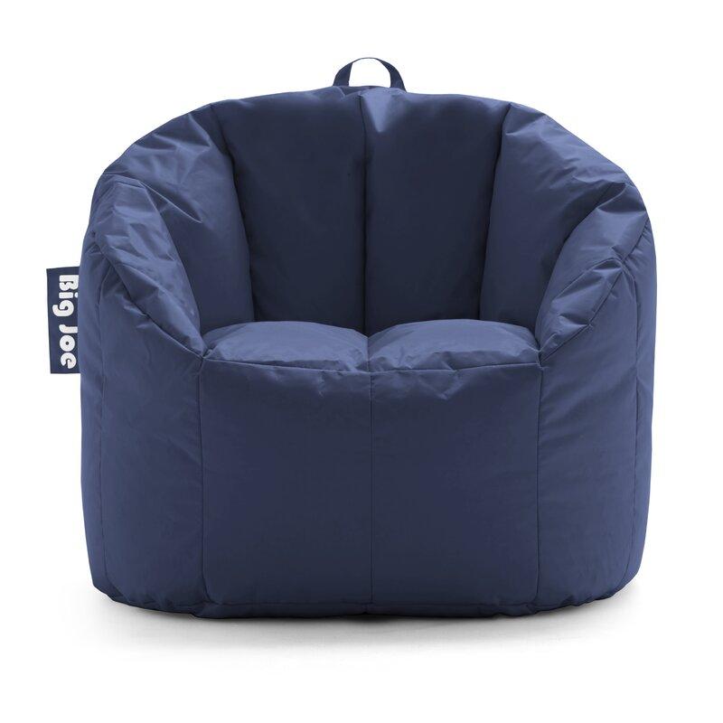 Comfort Research Big Joe Standard Bean Bag Chair Lounger Reviews Wayfair
