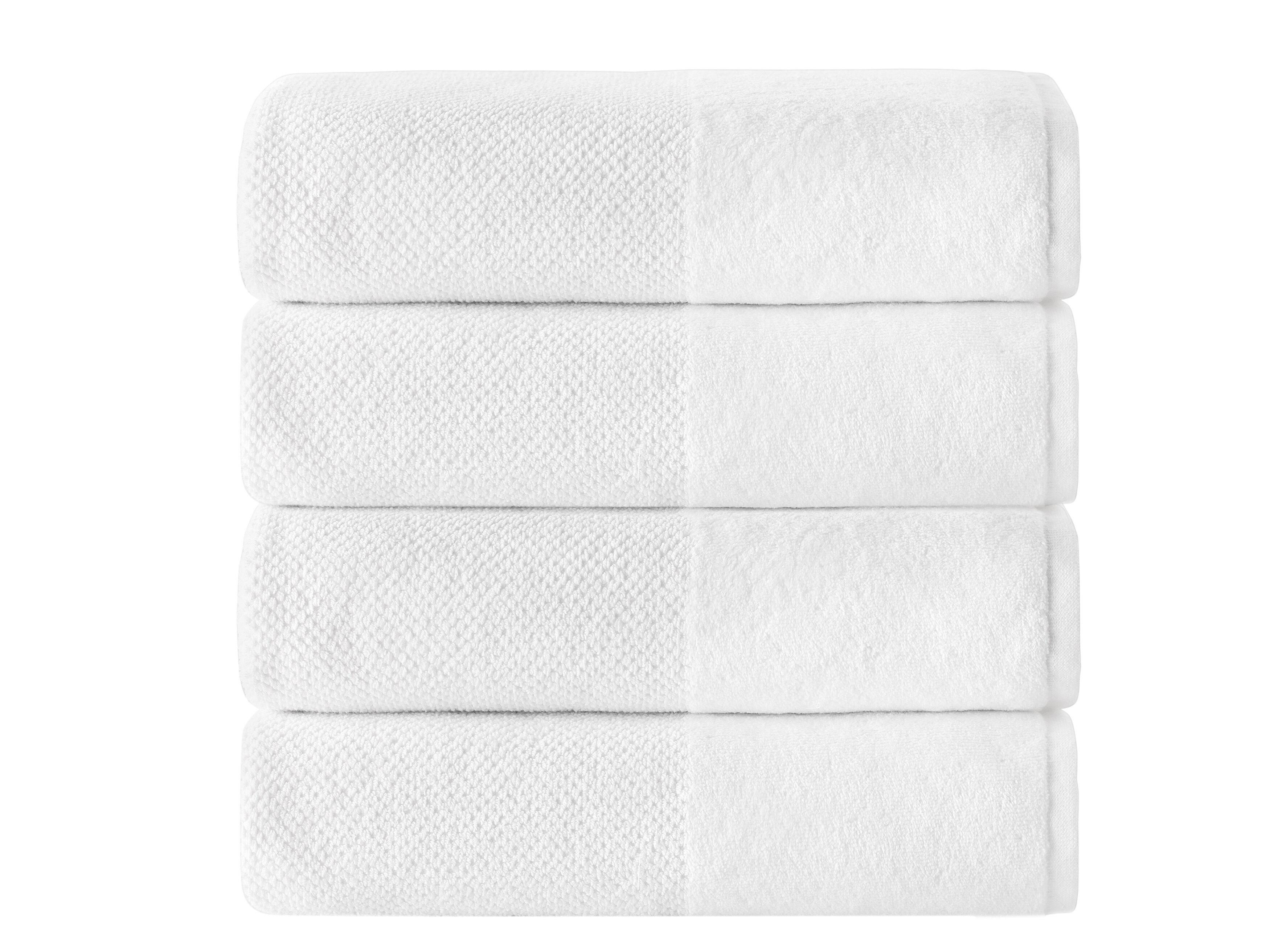 Sheela 4 Piece 100 Cotton Bath Towel Set Reviews Joss Main