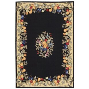 Searching for Westwood Black Area Rug By August Grove