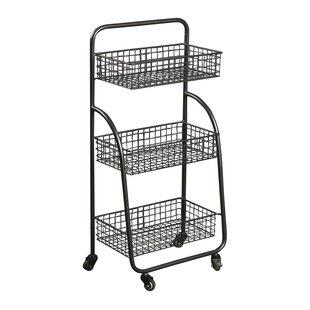 Bon 3 Tier Utility Cart