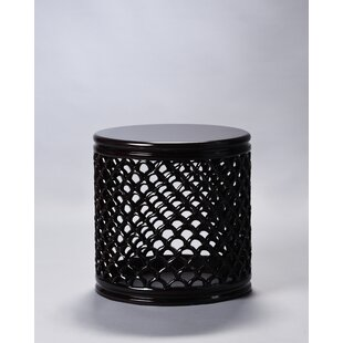 Beeler Jali End Table By Bungalow Rose
