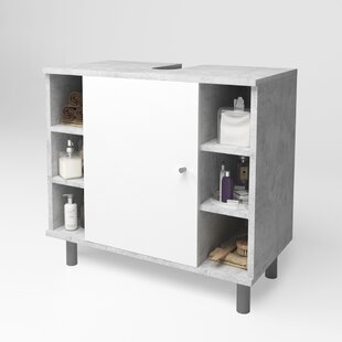 Veazey 60cm Under Sink Cabinet By 17 Stories