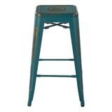 Isabel 26.25 Counter Stool (Set of 4) by Laurel Foundry Modern Farmhouse