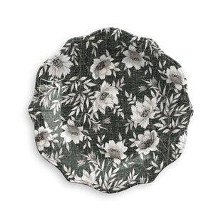 Farmhouse Botanical Melamine Salad Plate (Set Of 4) By Tar Hong