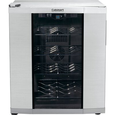 Cuisinart 16 Bottle Single Zone Freestanding Wine Cooler
