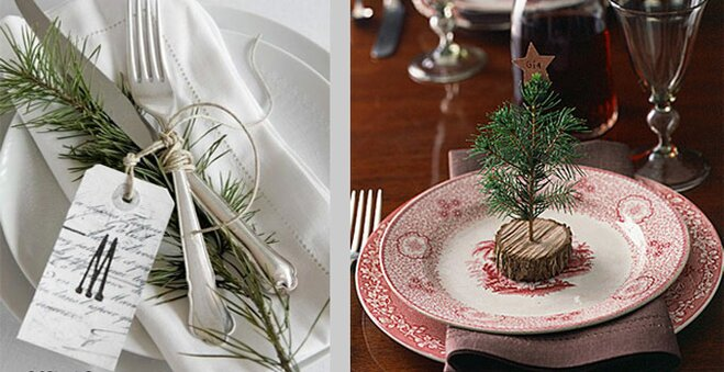 Rustic Christmas Table Decorating Ideas Wayfair