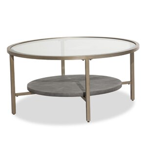 Michael Amini (AICO) Heavenly Round Coffee Table