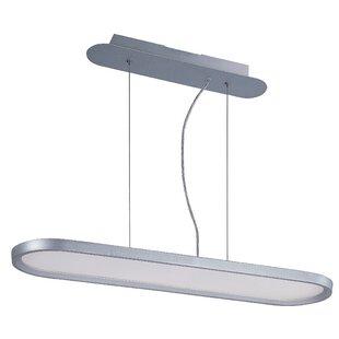 Orren Ellis Cybele 1 LED Pendant