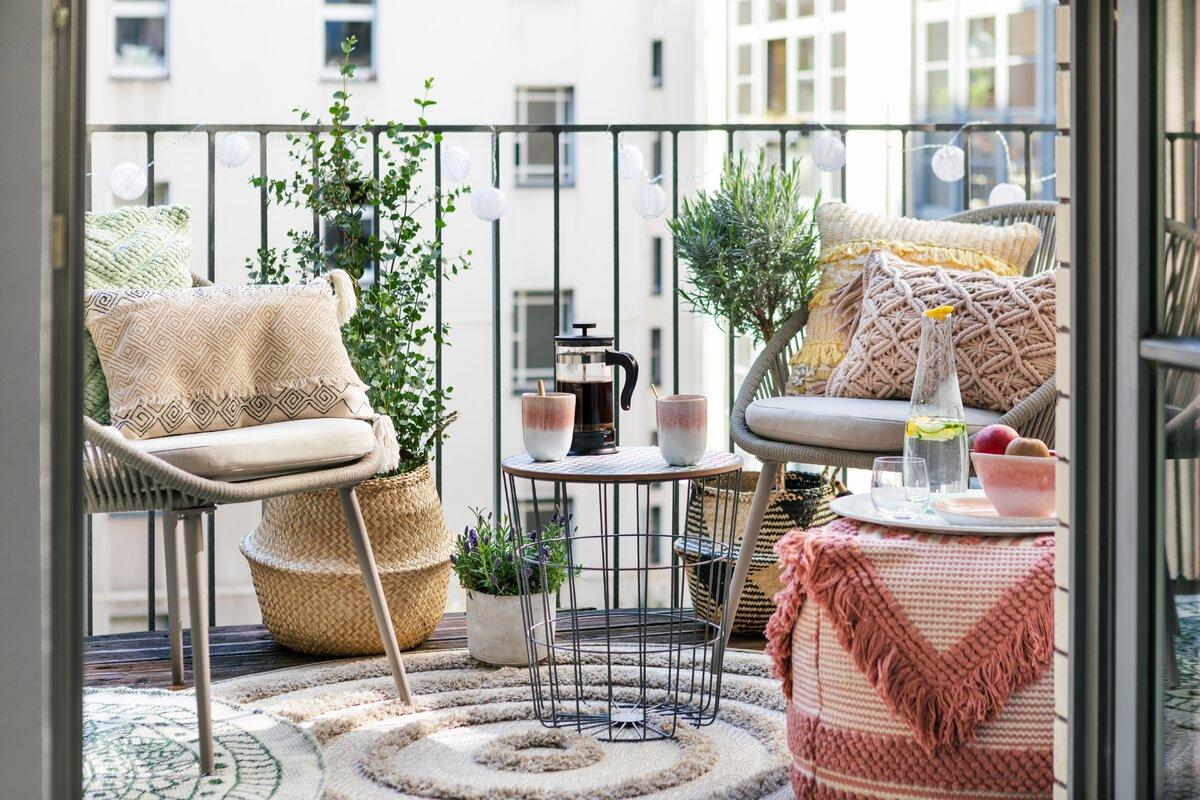 Design: Außenbereich Stilmix