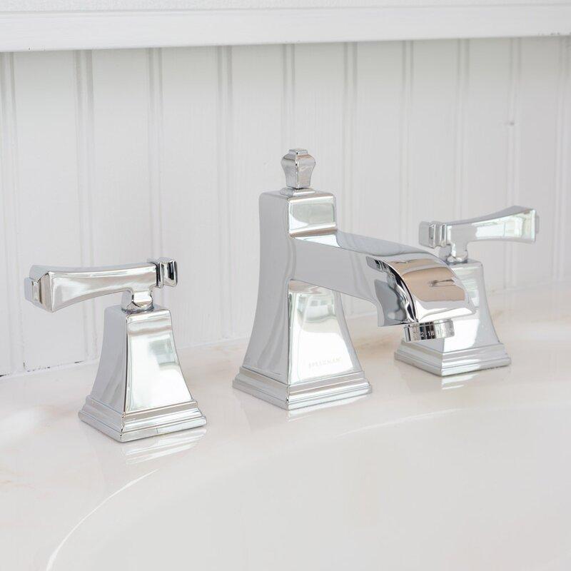 Speakman Rainier Widespread Bathroom Faucet & Reviews | Wayfair