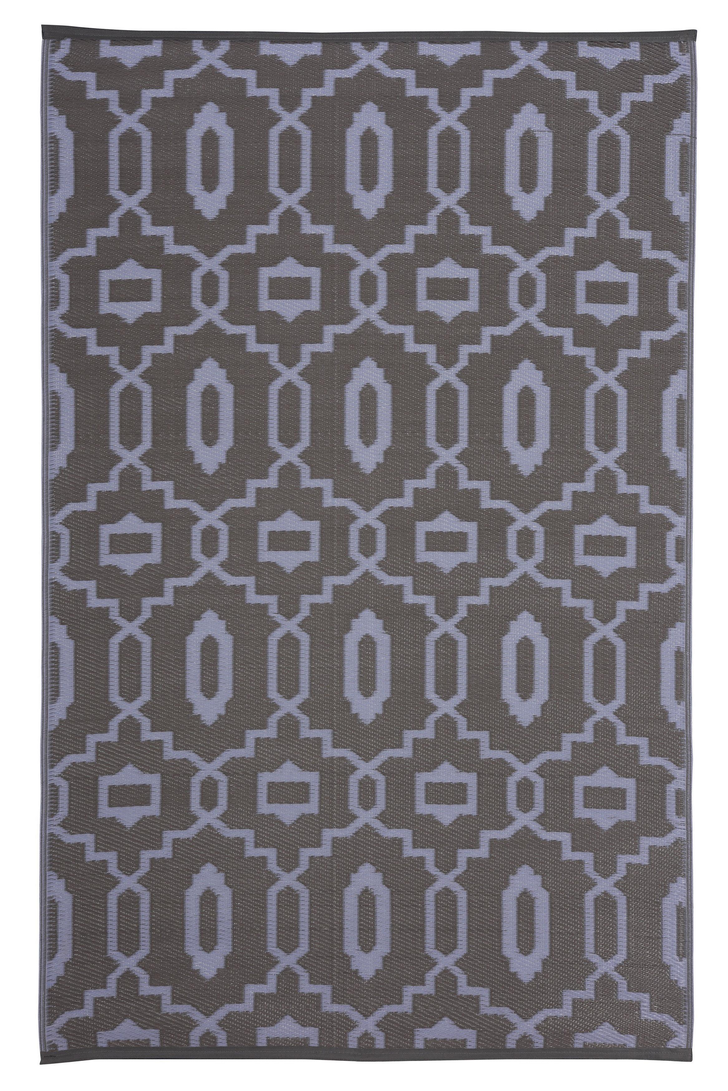 Walden gray indoor outdoor area rug