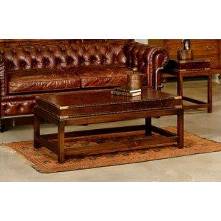 Sarreid Ltd Winchester Coffee Table