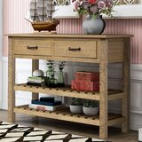 Wes 45'' Console Table by Union Rustic