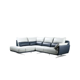 Denzel Sectional by Orren Ellis Spacial Price