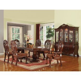 Shirlee Soothing Dining Table by Astoria ..