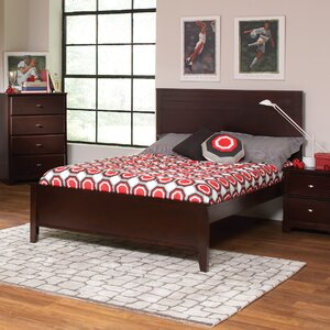 Full Bed Wood
