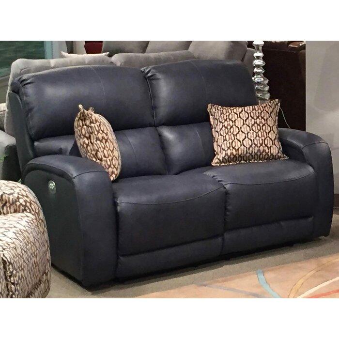 Terrific Fandango Leather Reclining Loveseat Uwap Interior Chair Design Uwaporg
