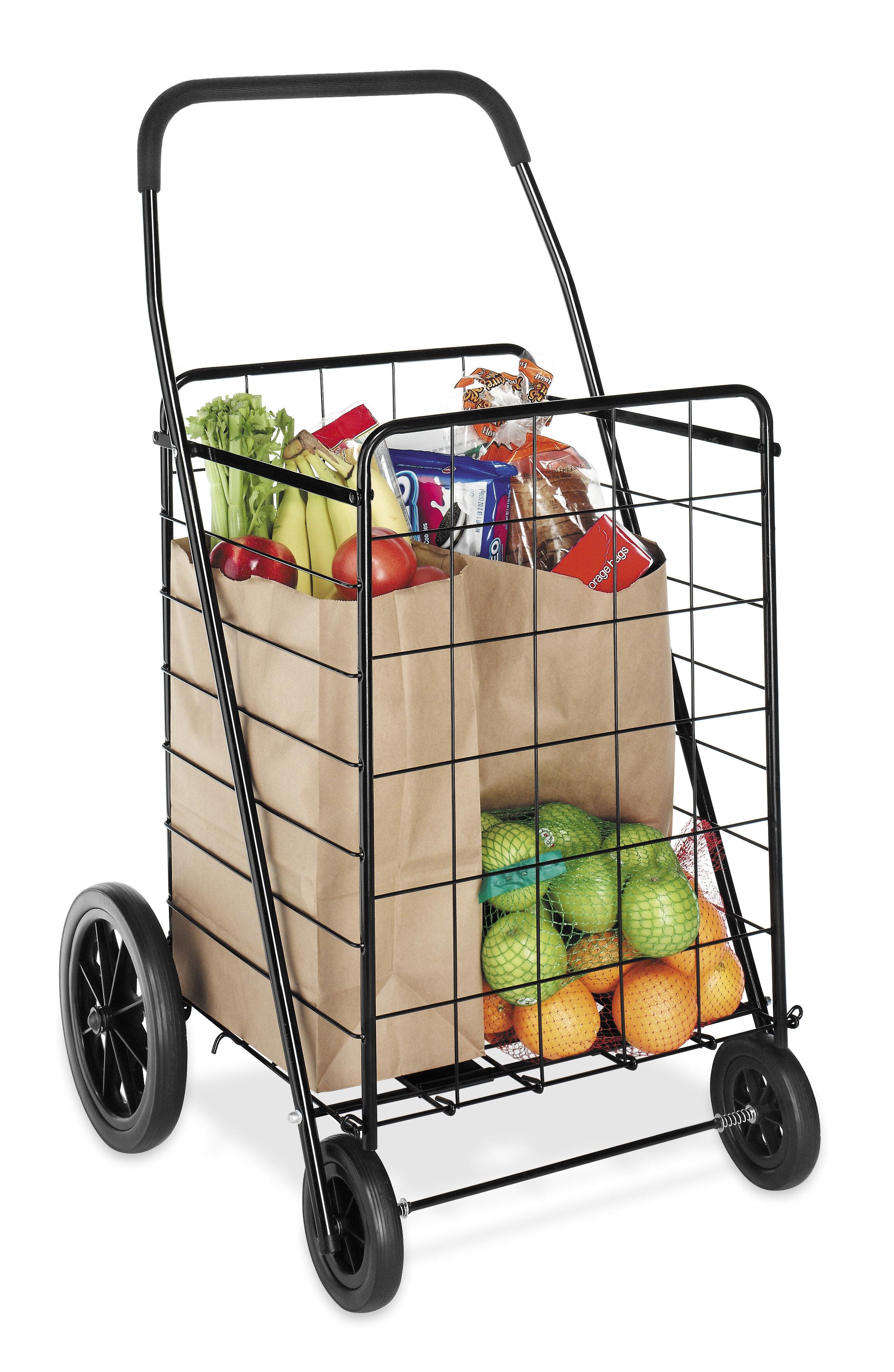grocery cart You\'ll Love in 2019   Wayfair