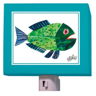 Oopsy Daisy Eric Carle's Fish Night Light