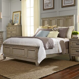 Greyleigh Industry Panel Bed
