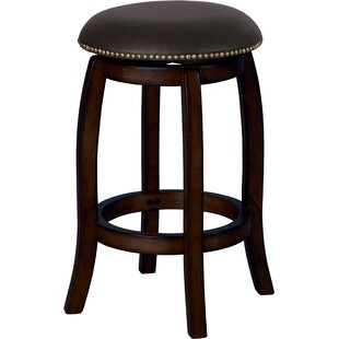 Cambridgeshire 29 Swivel Bar Stool Charlton Home