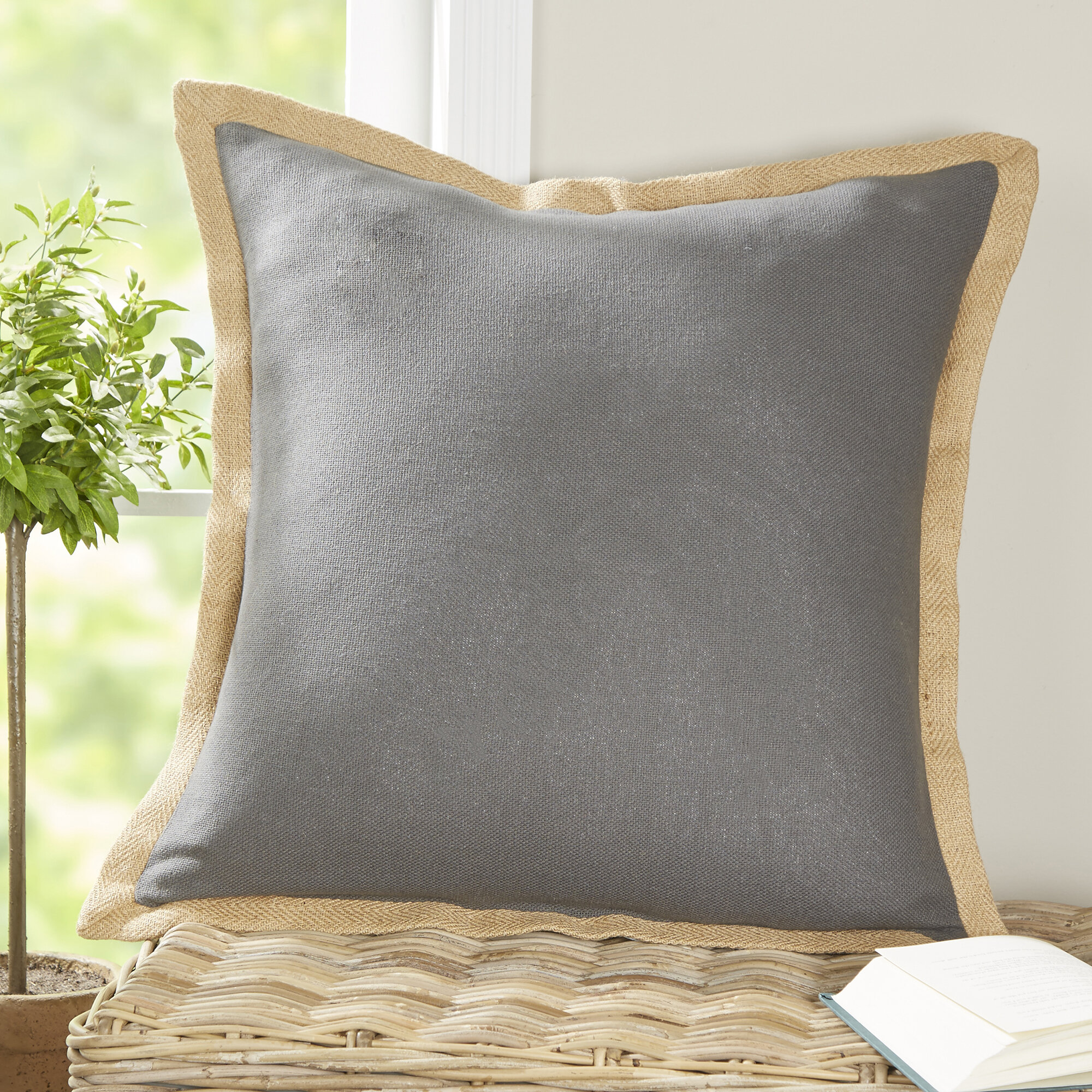Throw Pillow Cover Reviews Joss Main