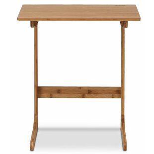Markovich Bamboo End Table by Millwood Pines